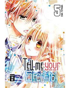 Tell me your Secrets! #05