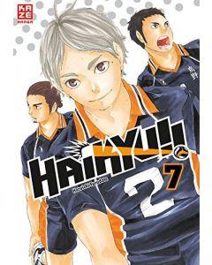 Haikyu!! #07