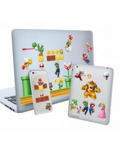 Super Mario Vinyl Sticker Set