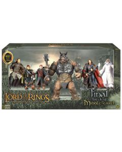 Herr der Ringe/Lord of the Rings Final Battle of Middle Earth Boxed Set