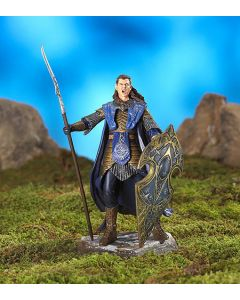 Herr der Ringe/Lord of the Rings: GIL-GALAD Elf Warrior