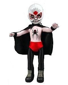 Living Dead Dolls Los Muertos El Luchador