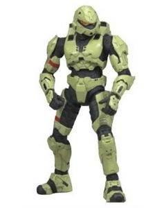 Halo 3 Ser.3 Spartan Soldier Rogue