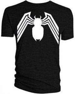 Spider-Man: Venom Logo T-Shirt