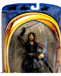 Herr der Ringe/Lord of the Rings: Aragorn/sword slashing