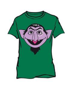 Sesame Street T-Shirt Count