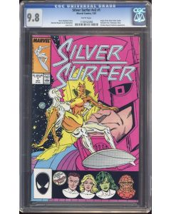 Silver Surfer (1987 2nd Series) #1 CGC 9.8