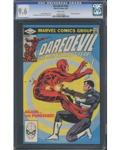 Daredevil (1964 1st Series) #183 CGC 9.6