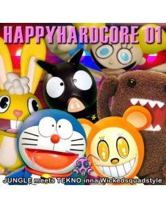 Basstart - HappyHardcore 01