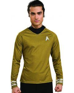 Star Trek Movie Gold Shirt Deluxe