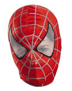 Spider-Man 3 Movie Spider-Man Deluxe Fabric Mask