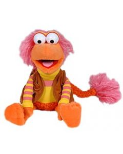 Fraggles / Fraggle Rock Gobo 10'' Plush Doll with DVD