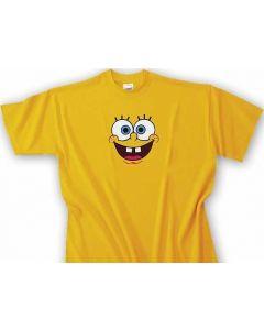 SPONGE BOB FACE T-Shirt