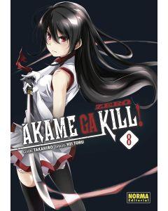 Akame ga Kill! Zero #08