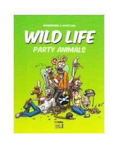 Wild Life #02 - Party Animals