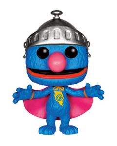 Sesame Street Pop! Vinyl Super Grover