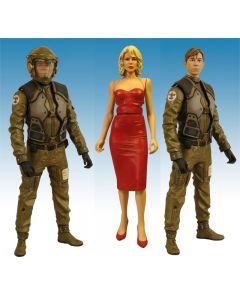 Battlestar Galactica: Hot Dog