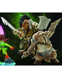 WORLD OF WARCRAFT Gnoll Warlord Gangris Riverpaw