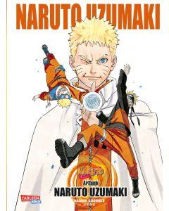 Naruto Artbook 3 - Naruto Uzumaki