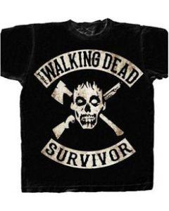 The Walking Dead T-Shirt Survivor