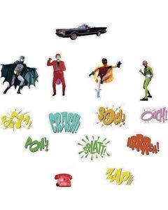 Batman Classic TV-Series Magnete Set
