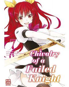 Chivalry of a Failed Knight #07