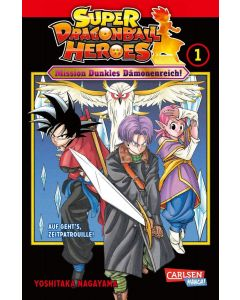Super Dragon Ball Heroes #01