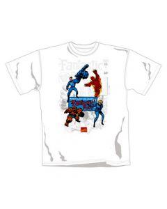Fantastic Four T-Shirt Group