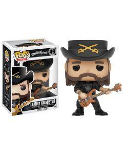 Motoerhead Lemmy Kilmister POP! Vinyl
