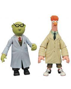 The Muppets Select Series 2 Bunsen Honeydew & Beaker