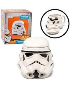 Star Wars 3D Stormtrooper Tasse mit Deckel