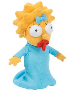 The Simpsons Maggie Pluesch 28cm