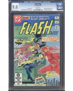 Flash (1959 1st Series DC) #309 CGC 9.8