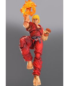 Super Street Fighter IV Ken Play Arts Kai
