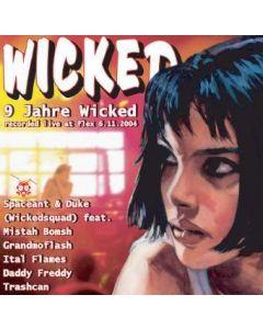 live@flex 9Jahre Wicked nov'04
