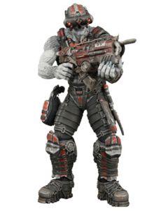 Gears of War 2 Locust Drone Grappler