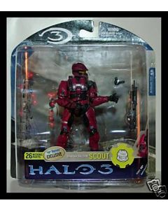 Halo 3 Ser.3 Spartan Soldier Scout