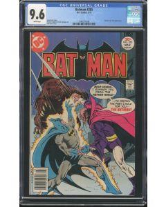 Batman (1940) #285 CGC 9.6