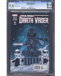 Star Wars Darth Vader (2015 Marvel) #1G CGC 9.8