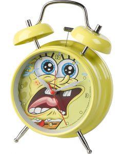 SpongeBob Schwammkopf Wecker mit Glockenton