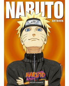 Naruto Artbook