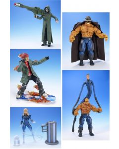 Fantastic Four Movie Snowboard Human Torch