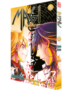 Magi - The Labyrinth of Magic #35