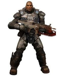 Gears of War 3 Jace Stratton SDCC Exclusive