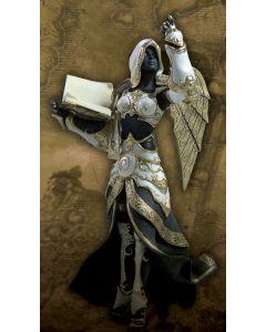 WORLD OF WARCRAFT Human Priestess Sister Benedron