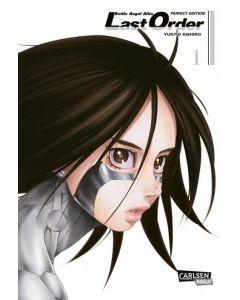 Battle Angel Alita Last Order Perfect Edition #01