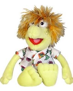 Fraggles / Fraggle Rock Wembley 10'' Plush doll with DVD