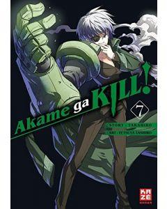 Akame ga Kill! #07