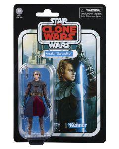 Star Wars The Clone Wars: Anakin Skywalker 10cm Kenner Vintage Collection 2020
