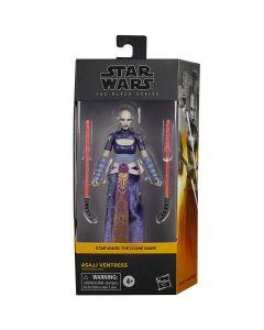 Clone Wars: Asajj Ventress Black Series Wave 4 15cm